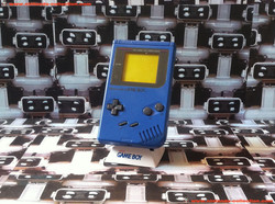 www.nintendo-collection.com - Gameboy Blue Bleu