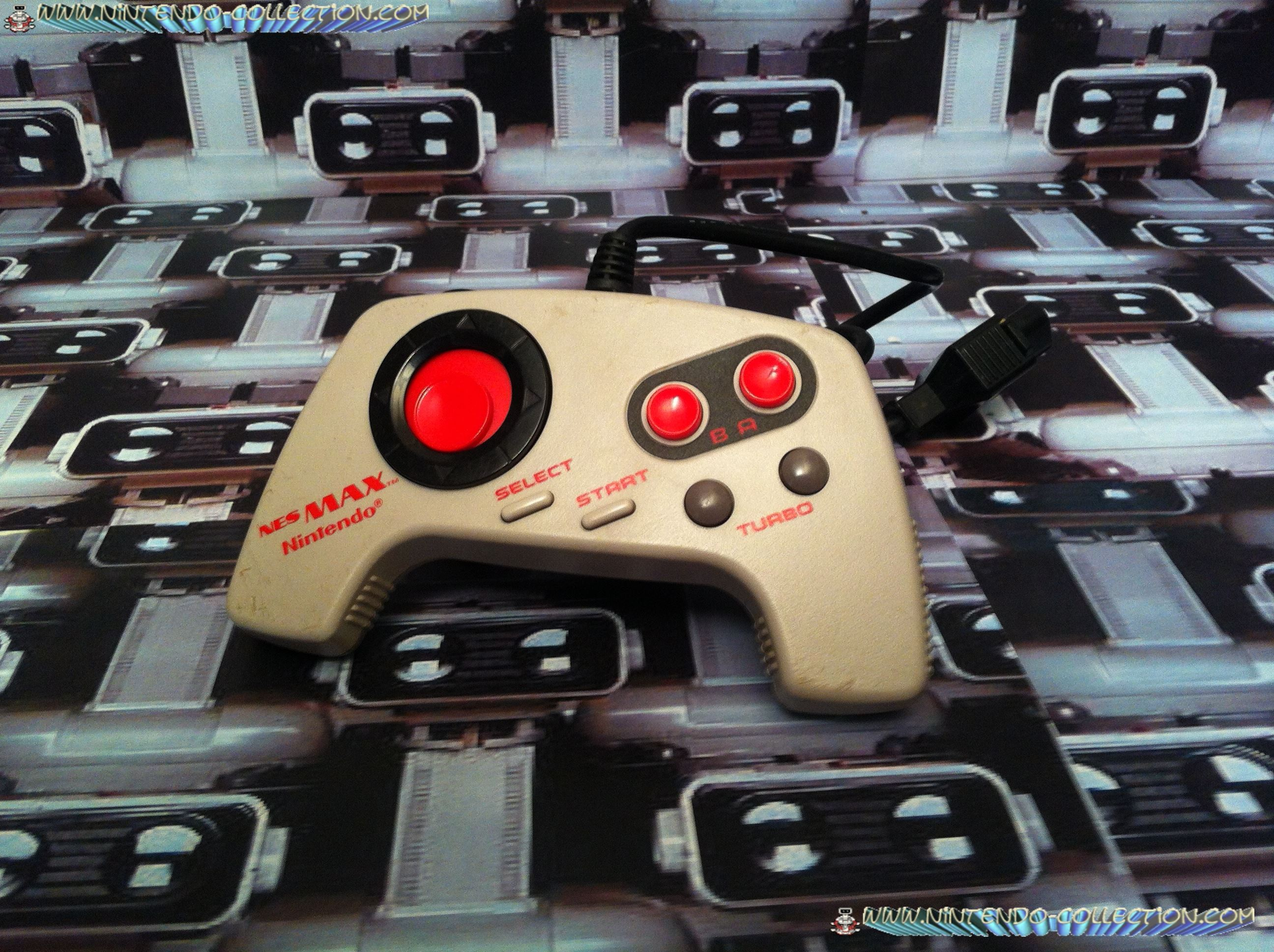 www.nintendo-collection.com - NES MAX Controller Manette.jpg
