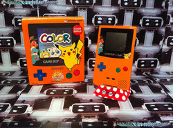 www.nintendo-collection.com - Gameboy Color  Pokemon Center 3rd anniversary edition Japan