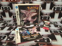 www.nintendo-collection.com - Nintendo DS Jeux Game Pokemon Version Perle Euro Fr
