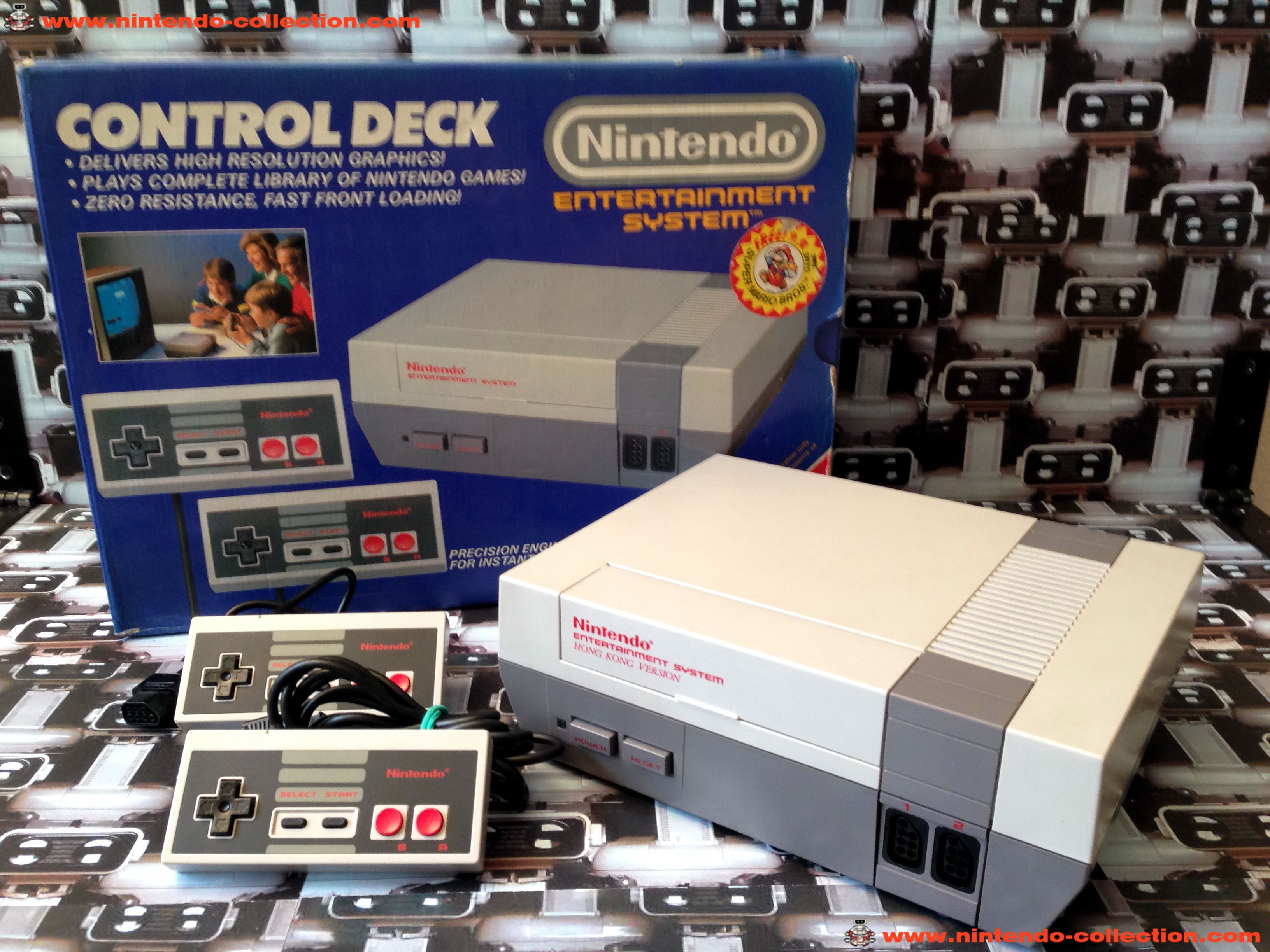 www.nintendo-collection.com - Nintendo NES Hong-Kong Version - 01