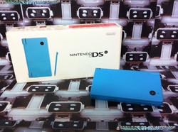 www.nintendo-collection.com -  Nintendo DSi Blue bleue european version europe