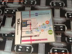 www.nintendo-collection.com - Nintendo DS Jeux Game Nintendo DS Lite Browser Euro