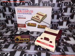 www.nintendo-collection.com - Nintendo Classic Mini Famicom Clone Nes Hong Kong Version - 01