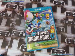 www.nintendo-collection.com - Wii U Game Jeu New Super Mario Bros U