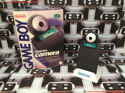 www.nintendo-collection.com - GameBoy Camera Green Verte European Version Europe