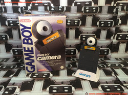 www.nintendo-collection.com - GameBoy Camera Yellow Jaune European Version Europe