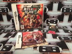 www.nintendo-collection.com - Nintendo DS Jeux Game Metal Slug 7 euro