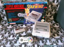 www.nintendo-collection.com - Super Nintendo Super Famicom Super Nes Pack Starwing