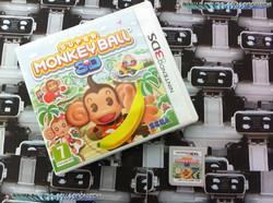 www.Nintendo-Collection.com - Mon jeu Super Monkey Bal 3D pour 3DS