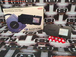 www.nintendo-collection.com - Gamecube Broadband Adapter Adaptateur Haut Debit
