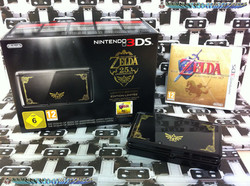 www.Nintendo-Collection.com - Nintendo 3DS Zelda edition