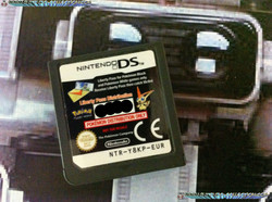 www.nintendo-collection.com - Demo DS 3DS - Not For Resale - Europe Victini Pokemon Distribution