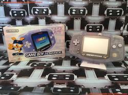 www.nintendo-collection.com - Gameboy Advance GBA Tokio Yomiuri Giants Limited Edition Glacier Clear