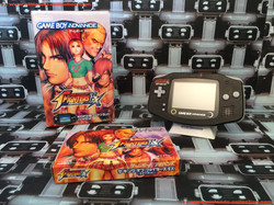 www.nintendo-collection.com - Gameboy Advance GBA The King Of Fighters EX Neoblood Limited Edition C