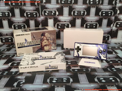 www.nintendo-collection.com - Gameboy Advance GBA Micro Final Fantasy 4 IV Japan Japanese Japonaise_