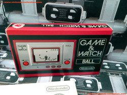 www.nintendo-collection.com - Game & Watch Silver Series Ball Club Nintendo 2009 Japan Japon - 04