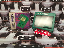www.nintendo-collection.com - Gameboy Pocket GB Light Magic Pocket Loupe