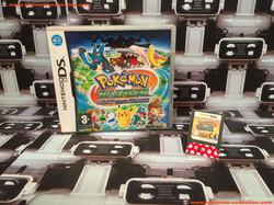 www.nintendo-collection.com - Nintendo DS Jeux Game Pokemon Ranger Nuit sur Almia Euro