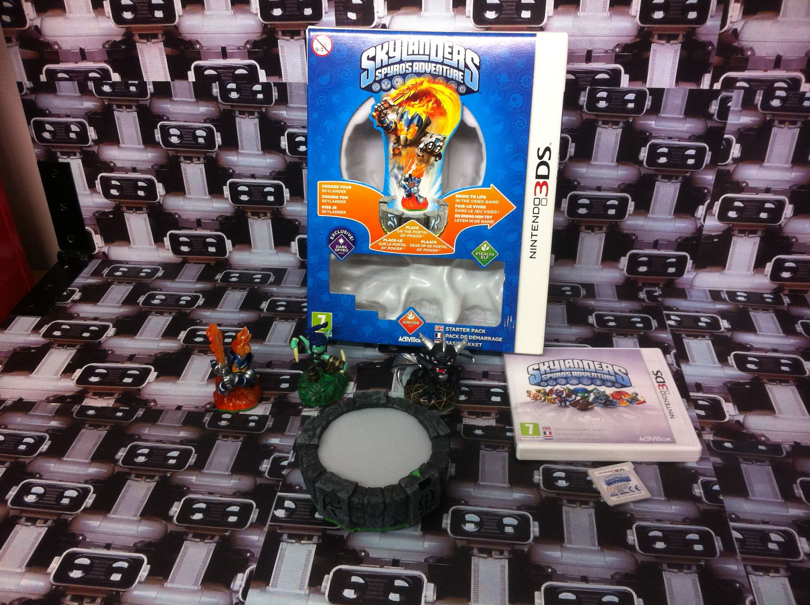 www.nintendo-collection.com - Skylanders Spyro s Adventure 3DS