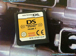 www.nintendo-collection.com - Demo DS 3 DS - Not For Resale - Europe Download Station Volume 1