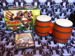 www.nintendo-collection.com - Gamecube  Game Jeux Donkey Jungle Beat Pak Pack european europeen