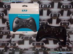 www.nintendo-collection.com - Wii U Pro Controller Manette Black Noir