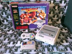 www.nintendo-collection.com - Super Nintendo Super Famicom Super Nes Pack Street Fighter 2 Turbo