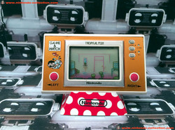 www.nintendo-collection.com - Game & Watch Wide Screen Tropical Fish