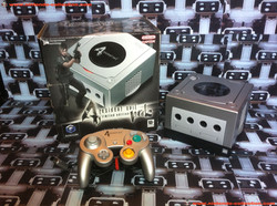 www.nintendo-collection.com - Gamecube Resident Evil 4 Limited Edition european europeenne