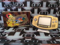 www.nintendo-collection.com - Gameboy Advance GBA Pokemon Center Nex-York Pikachu Pichu Limited Edit