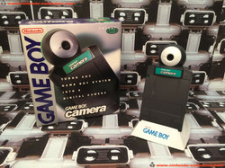 www.nintendo-collection.com - GameBoy Camera Green Verte UK Version Royaume-Uni
