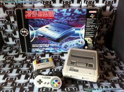 www.nintendo-collection.com - Super Nintendo Super Famicom Super Nes Pack Bleu Blue