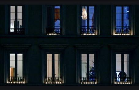 An air of winter celebrations at la Fête des lumières