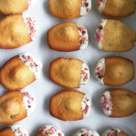 Les petits gâteaux français de Gavé