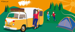 Caravan holidays for CrunchyTales
