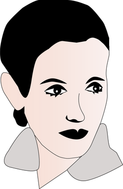 Portrait of Anna Maria Ortese