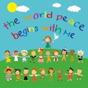 Dove nasce la pace nel mondo?  Where does world peace start?