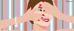 Adult acne for CrunchyTales