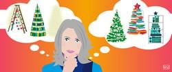 The Christmas tree challenge