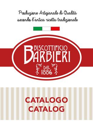 Catalogo prodotti per il Biscottificio Barbieri