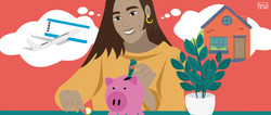 Money saving tips for Crunchy Tales