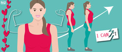 Benefits of good posture for CrunchyTales