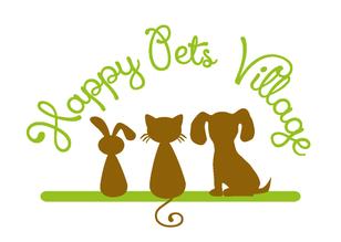 Logo per Happy Pets Village