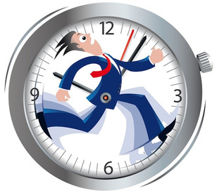 Come gestisci il tuo tempo? How do you manage your time?