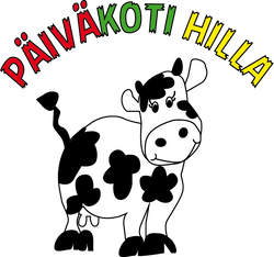 Logo for a Finnish Daycare home