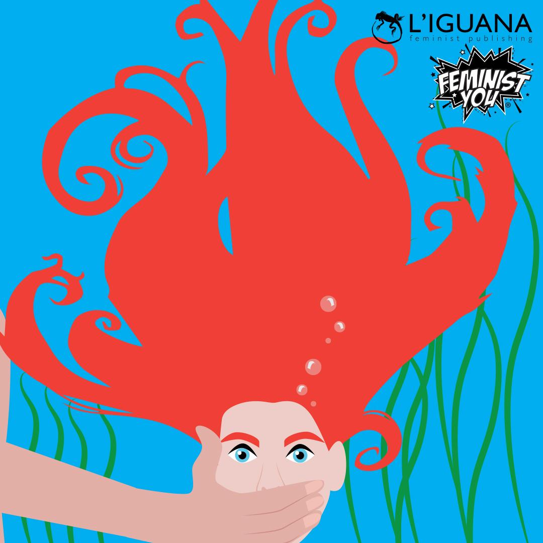 La sirenetta per L'Iguana