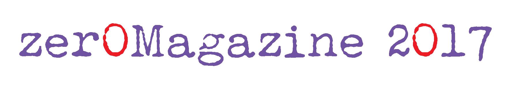 logo zeromagazine