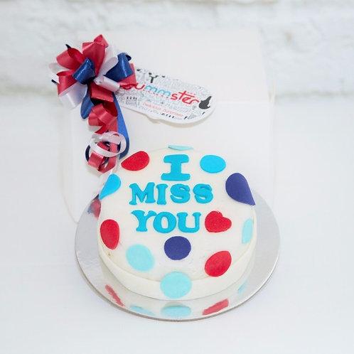 9cm Mini Cake