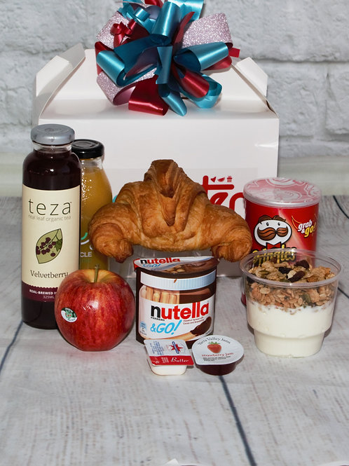 Croissant mini box